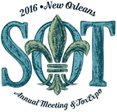 Meeting: Society of Toxicology and ToxExpo 2016