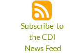 CDI in the News: Subscribe to the CDI News Feed