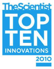 The Scientist Top Ten Award