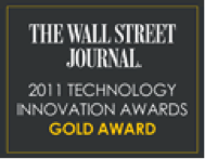 Wall Street Journal Award